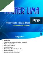 Visual Basic 2010 - (05) Tratamento de Exceções.pptx