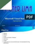 Visual Basic 2010 - (03) Programação Modular.pptx