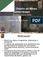 Curso Diseno Minas Subterraneas