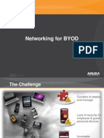 Aruba Networking for BYOD_latest