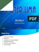 HTML5 - (01) Visão Geral do HTML5