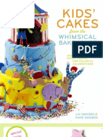 32481346 Kids Cakes From the Whimsical Bakehouse by Kaye and Liv Hansen Excerpt
