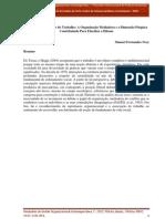 1-CRISE OU CENTRALIDADE DO TRABALHO A ORGANIZAÇÃO MEDIADORA E A DIMENSÃO PSÍQUICA CONTRIBUINDO PARA ELUCIDAR O DILEMA