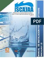Manual de Instalacion Siscajaa 1.0