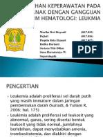 Leukemia Present!!