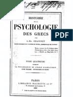 Histoire de La Psychologie Des Grecs 04