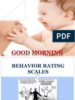 Behavior Rating Scales