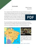 Muziek en Slavernij in Brazilië