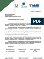 Comunicado Dilma