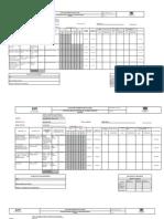 Plan de Mejora Institucional Auditorias Internas Calidad 2012