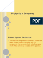 Protection Schemes