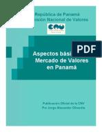 Aspectos Basicos Del Mercado de Valores de Panama