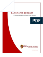 Facilitator Tool Kit
