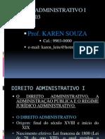 01-DIREITO ADMINISTRATIVO I-APRESENTAÇÃO E INTRODUÇÃO-15.09 (1)