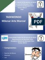 Trabalho Taekwondo