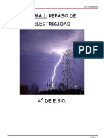 Tema 1 Repaso de Electricidad