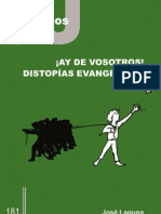 distopías evangélicas