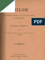chiloé libro