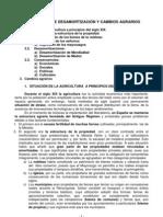 Tema 4 Proceso de Desamortizacion y Cambios Agrarios