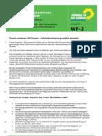 WF-2 Resolution Lohndumping