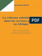 Administration Publique en Afrique