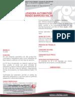 Clipadora Automatica Lorenzo Barroso K4L-90 666666-35719