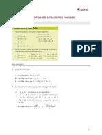 Sol MatII Tema3 Sistemas Ecuaciones Lineales
