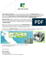 Belton Place Makati Condominium by Paolo Flores