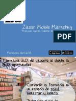 Marco Cimino - Zasqr en Farmacias 2013