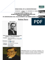 94ANIVERSARIODELFALLECIMIENTODERUBENDARIO(1867-1916)zc5135