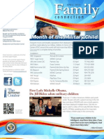 Family Connection Newsletter April 2013