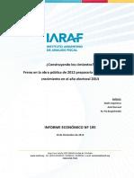 IARAF Obras públicas