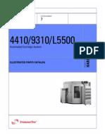 9310 Parts Manual
