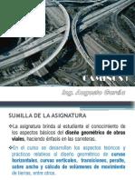 01.01 Clase Introductoria Caminos i - 2010 i Uncp - Ok