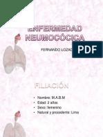 PEDIATRÍA - LOZADA - CASO CLINICO Nº 12 - ENFERMEDAD NEUMOCÓCICA