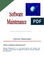 Chapter 9 Software Maintenance