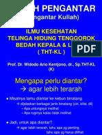 01 Kuliah Pengantar 2011 (Prof Ario)