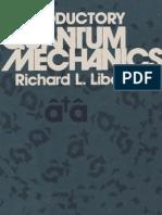 Introductory Quantum Mechanics - Liboff