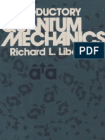 Gasiorowicz quantum physics introductory quantum mechanics liboff fandeluxe Images