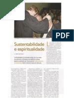 Sustentabilidade e Espiritualidade Miltom de Oliveira Ieclb