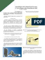 metodología para la obtención de la caracteristica IV de una lámina solar