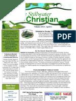 4/2/13 FCC Newsletter
