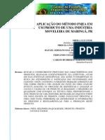 SIMPEP - Aplicação do método FMEA em um produto...