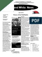 SFDCI Newsletter April 2013