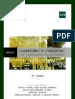 GUÍA GRADO FRANCÉS II