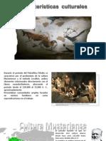 Paleolítico medio cultura