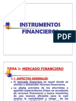 Tema 1. Mercado Financiero