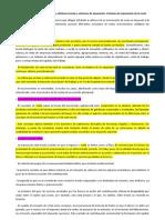 6c  Imposición a la renta concepto distintas teorías y sistemas de imposición Criterios de imputación de la renta