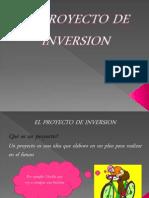 Diapositivas Proyecto de Inversion