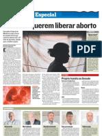 Aborto a Tribuna